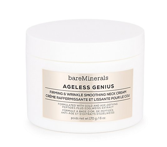 Bareminerals Supersize Ageless Genius Firming & Wrinkle Smoothing Neck Cream