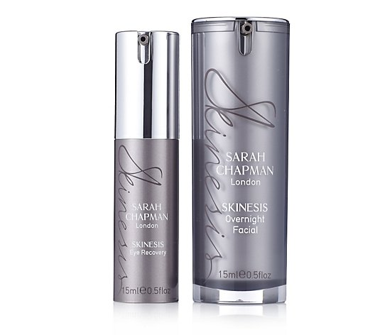 Sarah Chapman Overnight Facial & Eye Recovery Duo