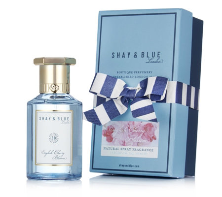 Shay & Blue English Cherry Blossom Eau de Parfum 100ml