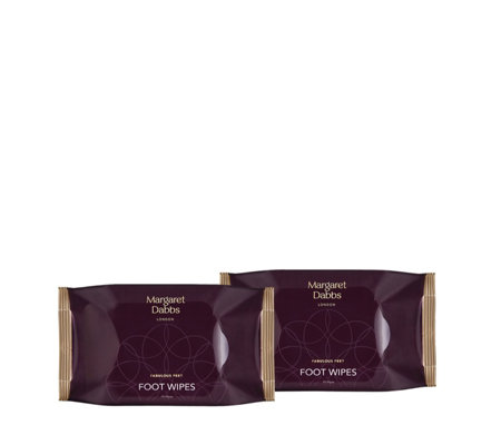 Margaret Dabbs London Foot Wipes Duo