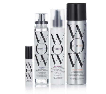 Color Wow 4 Piece Perfecting Styling Collection