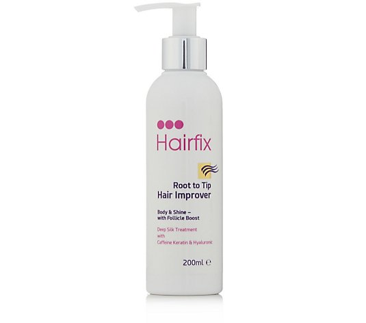 Hairfix Root to Tip Hair Improver Follicle Boost Treatment 200ml