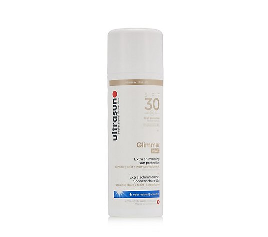 Ultrasun Sun Protection Glimmer Max SPF 30 150ml