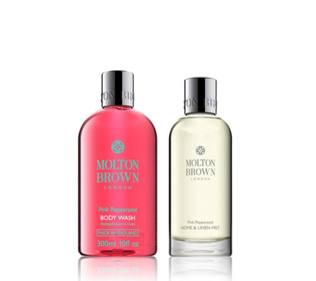 Molton Brown Pink Pepperpod 2 Piece Body & Home Collection