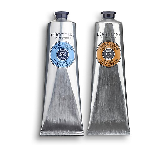 L'Occitane Hand & Foot Care Duo