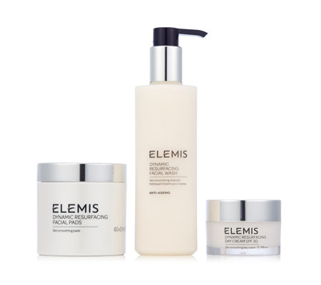 Elemis 3 Piece Dynamic Resurfacing Complexion Renewal Collection