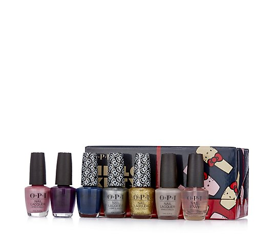 OPI 7 Piece Hello Kitty Collection