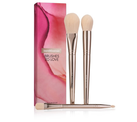 Bareminerals Brushes To Love 3 Piece Collection
