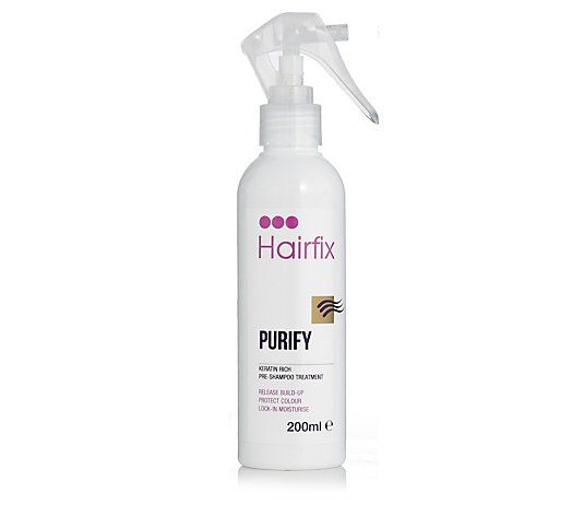 Hairfix Purify Pre Shampoo Build Up Releaser 200ml