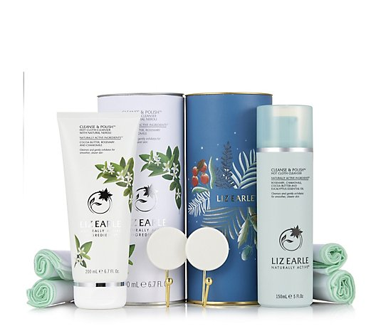 Liz Earle Seasonal Serenity Cleansing Duo