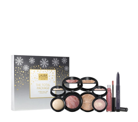 Laura Geller 6 Piece Holiday Make-Up Collection