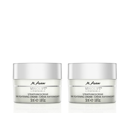 M. Asam Vinolift Skin Tightening Cream 50ml Duo