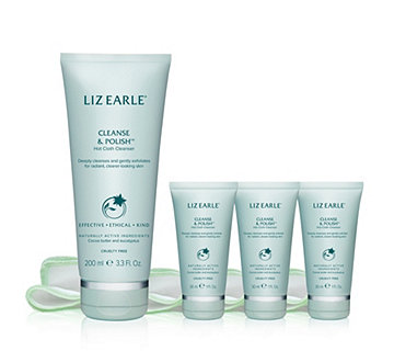 Liz Earle Cleanse & Polish Discover The Glow - 235464