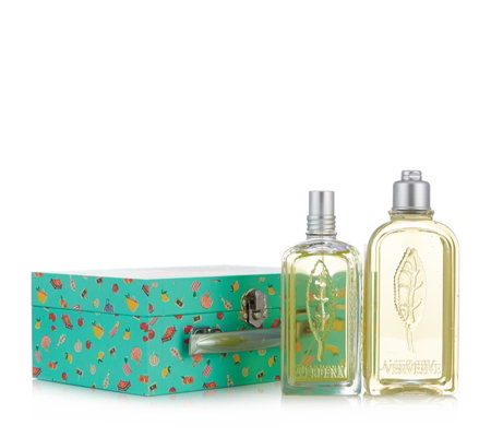 L'Occitane Fragrance and Shower Gel Take Me Away Collection