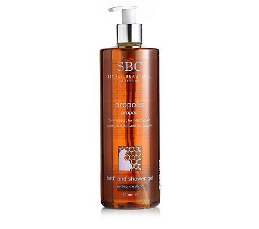 SBC Propolis Bath & Shower Gel 500ml