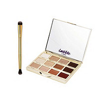 Tarte Tartelette 2 in Bloom 12 Piece Shadow Palette & Brush - 209565
