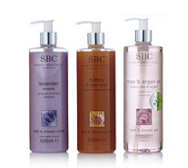SBC 3 Piece Seasonal Cleansing Collection - 233365
