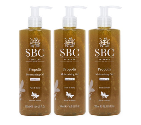 SBC Salon Gel Trio 500ml