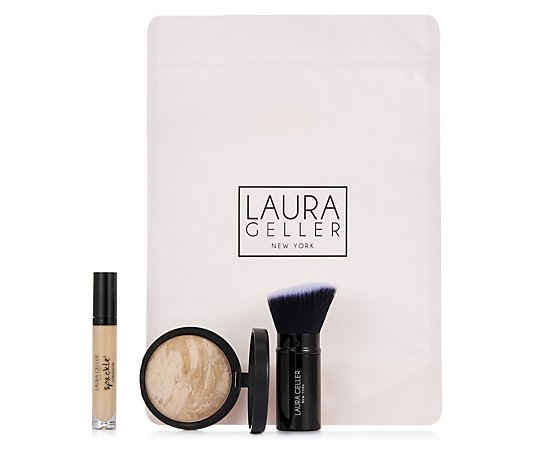 Laura Geller 3 Piece Beauty Excellence Collection