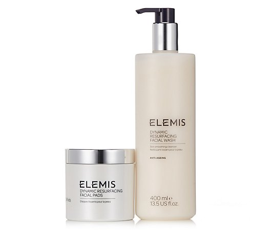Elemis Dynamic Resurfacing Cleanse & Exfoliate Duo