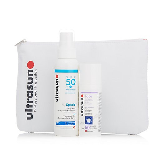 Ultrasun Sun Protection Protect & Go Duo with Bag
