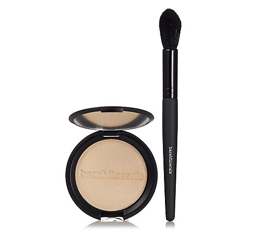 Bareminerals Endless Glow Highlighter & Brush