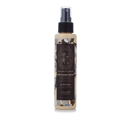 Tweak'd Wild Summer Apricot Revitalising Treatment Hair Mist