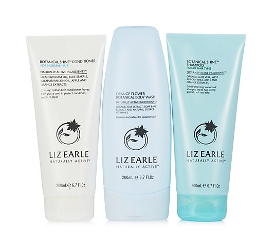 Liz Earle Body & Hair 3 Piece Must Haves