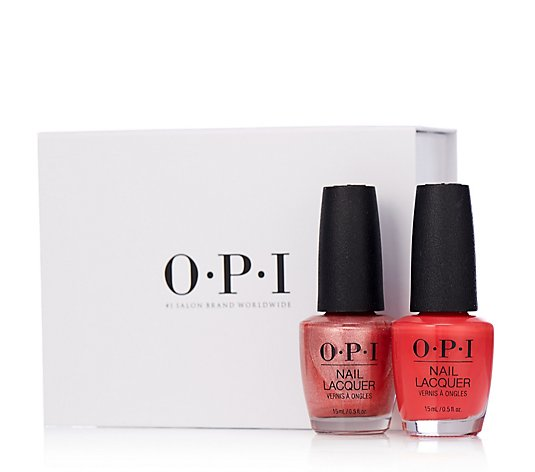 OPI 2 Piece Daisie's Faves