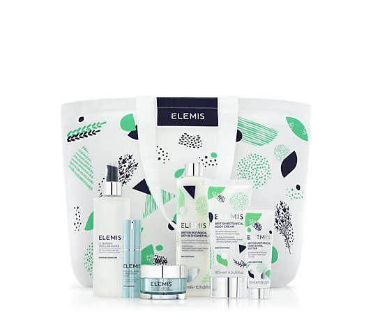 Elemis Pro-Collagen & British Botanical Skin Firming 6 Piece Collection