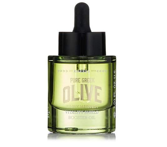 Korres Olive Early Harvest Vitality Sheild Booster Oil 30ml