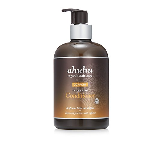 Ahuhu Caffeine Thickening Conditioner 500ml