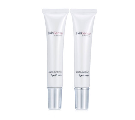 Skinsense Restorative Eye Cream 15ml Duo