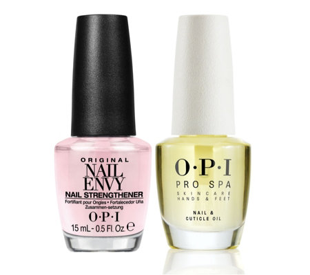 OPI Perfect Partners Pink to Envy & ProSpa Oil