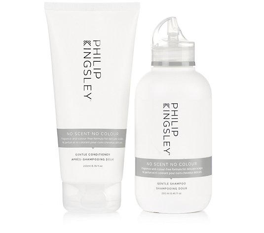 Philip Kingsley Sulphate Free Shampoo 250ml & Conditioner 200ml
