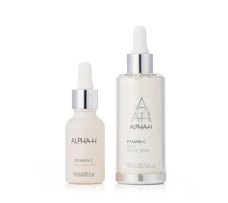 Alpha-H Vitamin C Serum Supersize Home & Away Collection