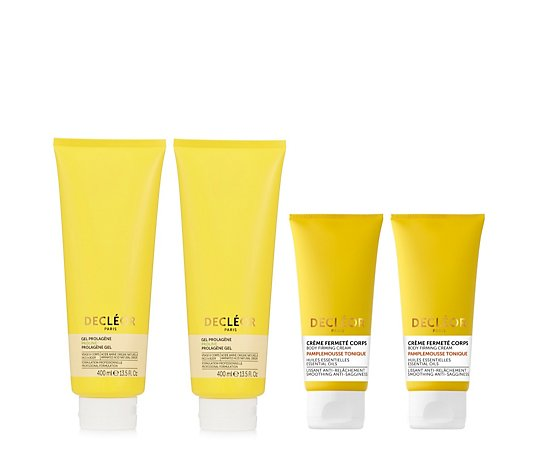 Decleor 4 Piece Prolagene & Grapefruit Body Firming Collection