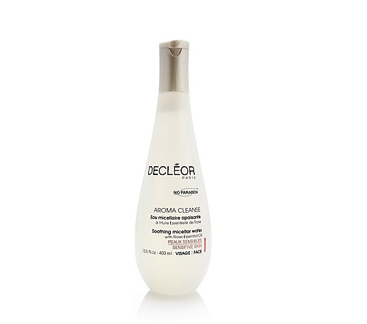 Decleor Rose Damascena Micellar Cleansing Water Salon Size 400ml
