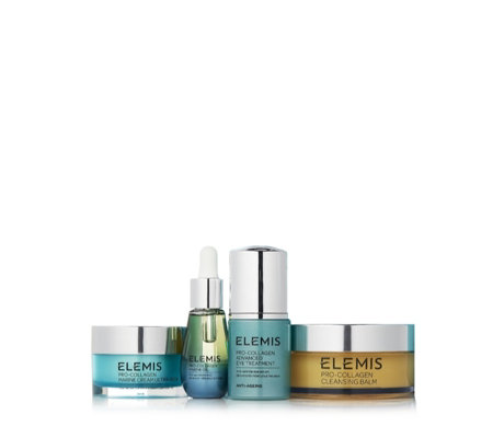Elemis 4 Piece Pro Collagen Anti-Ageing Heroes Collection