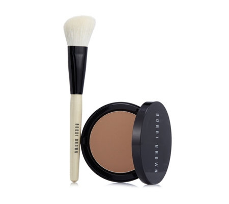 Bobbi Brown Bronzing Powder & Face Blender Brush