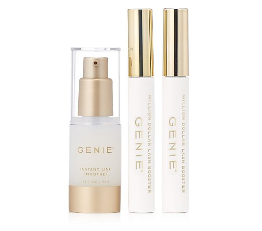 Genie 3 Piece Instant Line Smoother & Million Dollar Lash Kit