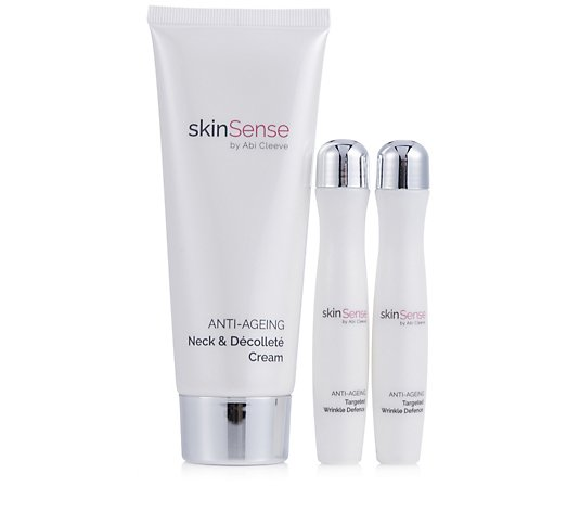 Skinsense 3 Piece Neck & Wrinkle Defence Collection