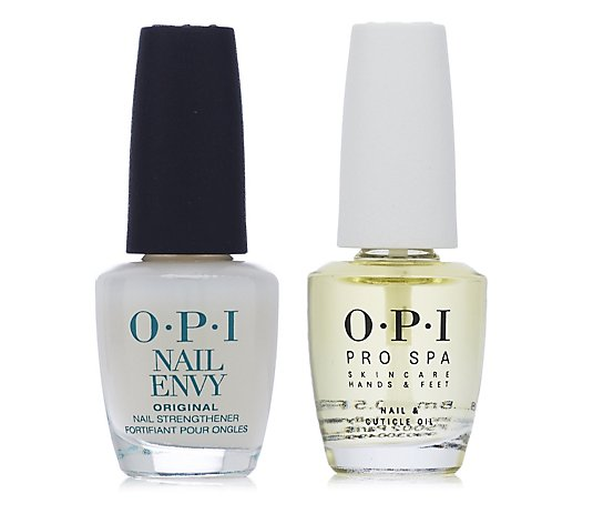 OPI 2 Piece Original Envy & Pro Spa Oil