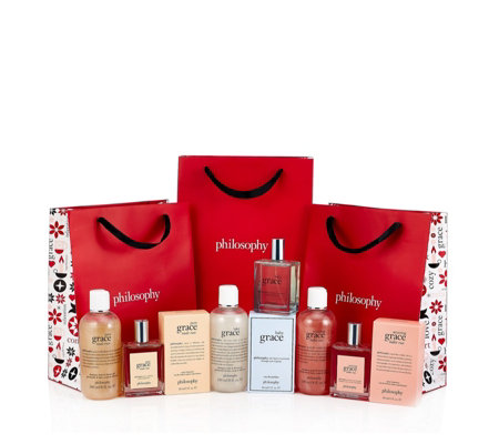 Philosophy 6 Piece Fragrant Layering Collection