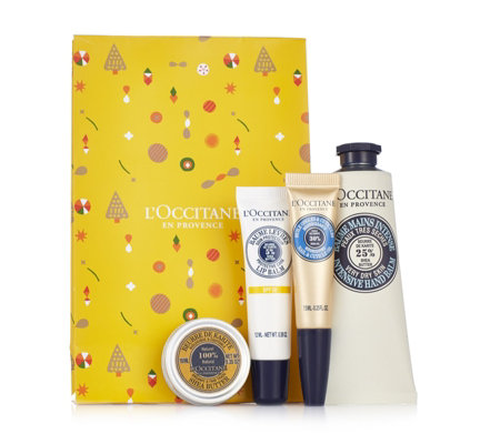 L'Occitane Shea Hand Bag Essentials