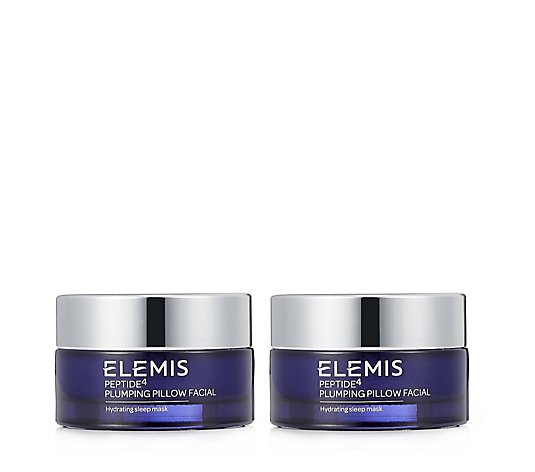 Elemis Peptide4 Plumping Pillow Facial 50ml Duo