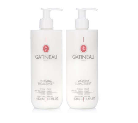 Gatineau Vitamina Hand Cream Duo 400ml Summer Edition