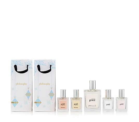 Philosophy 5 Piece Grace Fragrance & Gift Collection