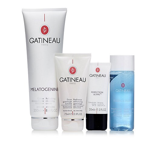Gatineau 4 Piece Anti-Ageing Radiant Skincare Collection