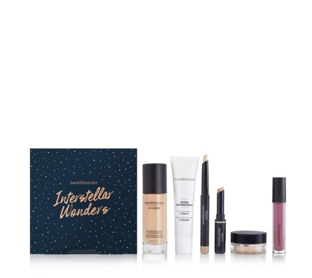 Bareminerals 6 Piece BarePro Interstellar Wonders Make-up Collection